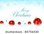 illustration of colorful... | Shutterstock .eps vector #84756430