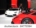 Постер, плакат: Lamborghini Aventador LP 700 4