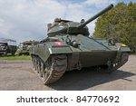 An American Made M24 Chaffee...