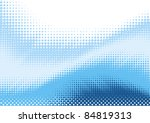 vector abstract background from ... | Shutterstock .eps vector #84819313