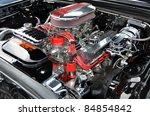 High Performance Car Engine