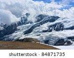 mountains view  grossglockner ...   Shutterstock . vector #84871735