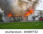 A Church Burning