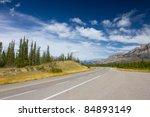Mountain Road  Yellowhead...