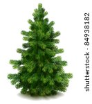 pine tree | Shutterstock .eps vector #84938182