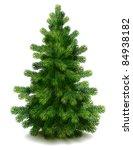 pine tree | Shutterstock .eps vector #84938182