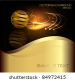 abstract business background.... | Shutterstock .eps vector #84972415