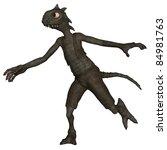 fantasy figure | Shutterstock . vector #84981763