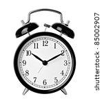 close up of  a bell clock on... | Shutterstock . vector #85002907