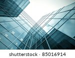 slippery texture of glass high... | Shutterstock . vector #85016914