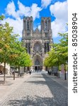 Cathedral Of Reims  France