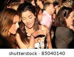 new york   september 14  guests ...   Shutterstock . vector #85040140