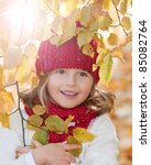 Autumn   Beautiful Girl...