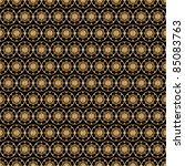 Beautiful Golden Pattern...