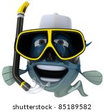 fish | Shutterstock . vector #85189582