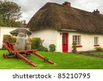 Irish Traditional Cottage Hous...