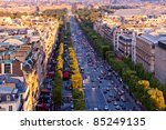 Paris Aerial View From...