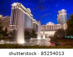 Las Vegas   Aug 18  Caesars...