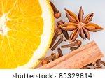 The Christmas Spices   Orange ...