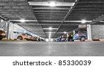 generic car park interior | Shutterstock . vector #85330039