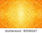 Antique Metal Pattern As Bright ...
