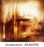 Painterly Stylized Prague...