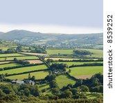 Dartmoor Devon England Uk