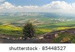 View Of Jordan Valley  Lower...