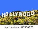 Hollywood California  ...