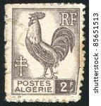 Algeria Circa 1945  Stamp...
