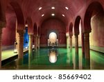 Arab Baths In Granada ...