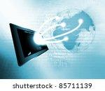 smartphone | Shutterstock . vector #85711139