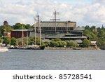 vasa museum stockholm  sweden | Shutterstock . vector #85728541
