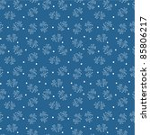 traditional japanese seamless... | Shutterstock .eps vector #85806217