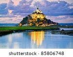 Mont Saint Michele  France