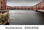 albert dock in liverpool ...