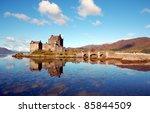 Eilean Donan Castle  Highlands...