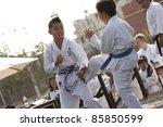los angeles   sept 25   ryan ... | Shutterstock . vector #85850599