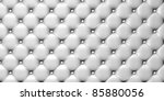 Illustration Of White  Leather...