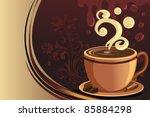 a vector illustration of a... | Shutterstock .eps vector #85884298