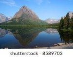 many glacier  glacier national...   Shutterstock . vector #8589703