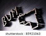 gun | Shutterstock . vector #85921063