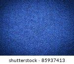 Blue Carpet Texture Or...