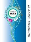 vector background | Shutterstock .eps vector #85994449