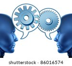 business partnership and... | Shutterstock . vector #86016574