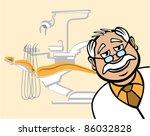 dental office   Shutterstock .eps vector #86032828