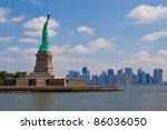 Statue Of Liberty One Of The...