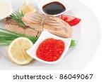 savory fish portion   norwegian ...