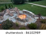 Awesome Custom Fire Pit