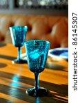 blue glass | Shutterstock . vector #86145307